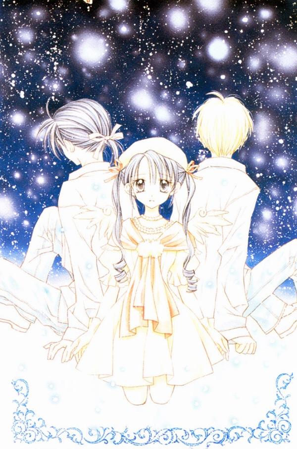 Mitsuki, Takuto, and Eichi - Full Moon
