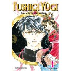 Fushigi Yûgi [VIZBIG Edition] Volume 1