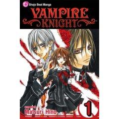 Vampire Knight Volume 1