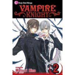 Vampire Knight Volume 2