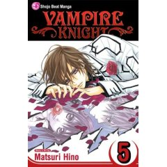 Vampire Knight Volume 5