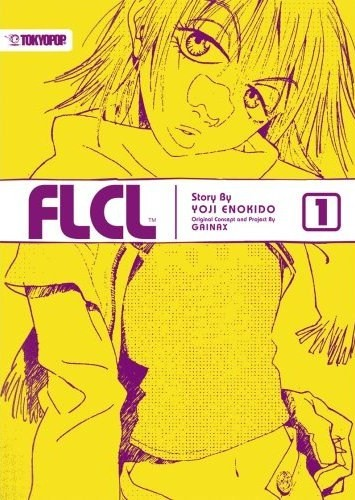 flcl light novel 1