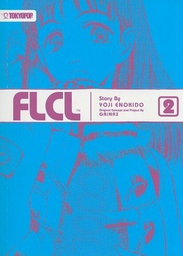 flcl light novel 2