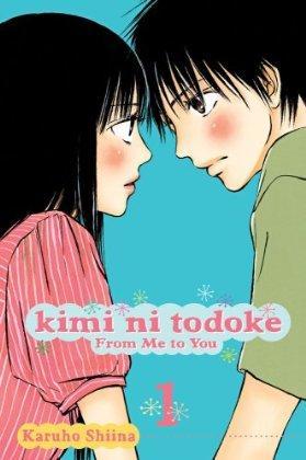 Kimi ni Todoke volume 1